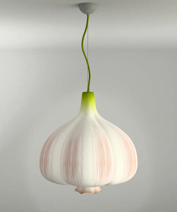vegetable lamp