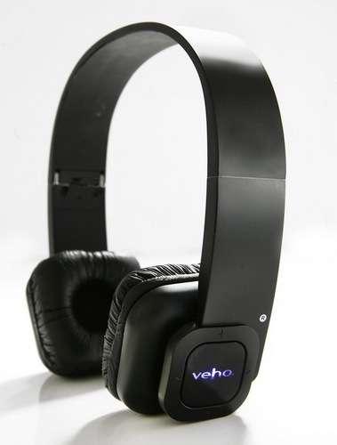 Transforming Wireless Headphones