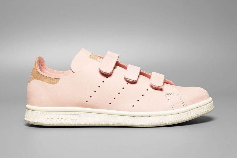 Modernized Velcro Sneakers