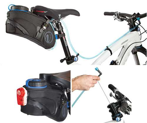 Cyclist Drinking Systems Veleau Bicycle Hydration System