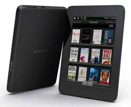 Weightless eReaders