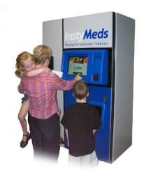 Vending Machine for Prescription Drugs