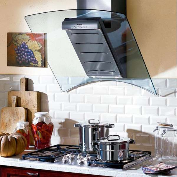 Wall-Mounted Ventilation Hoods