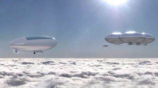 Venus-Exploring Concept Spacecraft