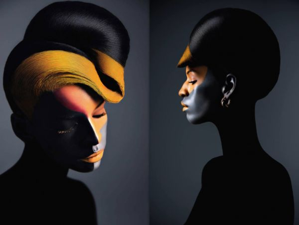 Conceptual Beauty Looks