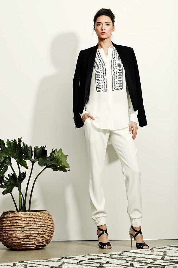 Edgily Exotic Fashion