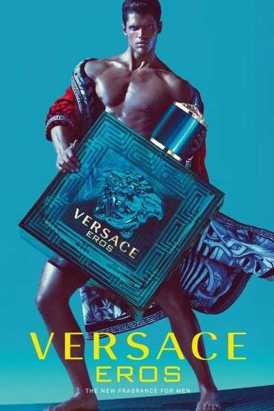 Greek God Fragrance Ads