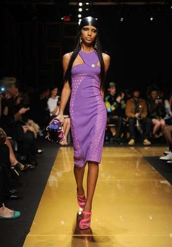 Versace for H&M Runway Show
