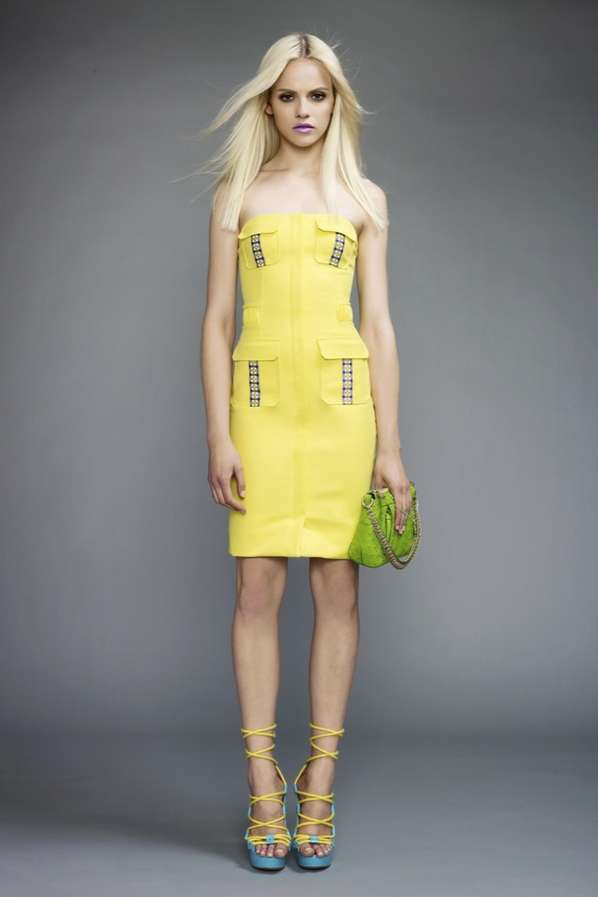Versace Resort 2011
