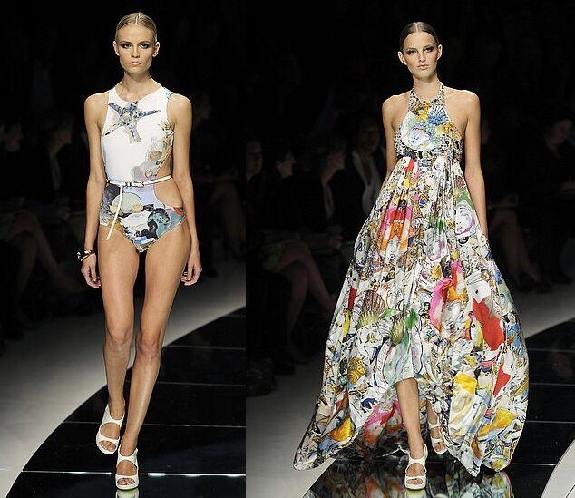 Artistic Painted Fashion