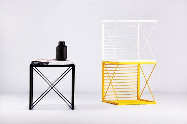 Stackable Versatile Furniture
