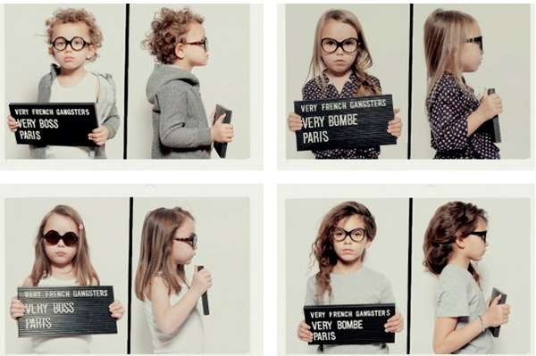 Badass Childrens Eyewear Campaigns