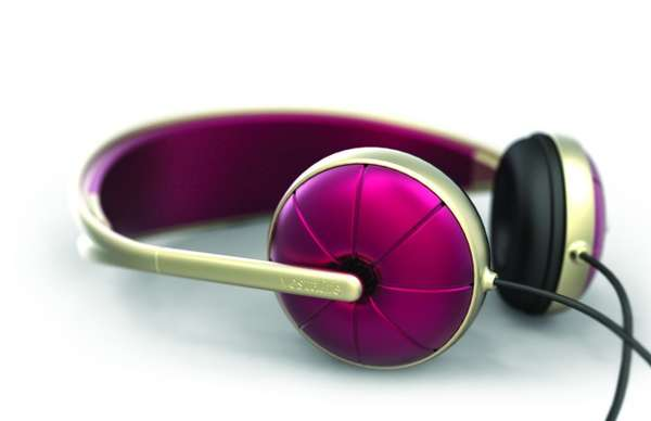 Style-Conscious Headphones