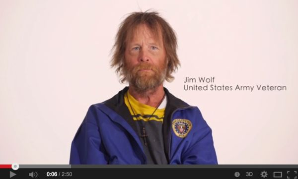 Inspiring Homeless Veteran Makeovers