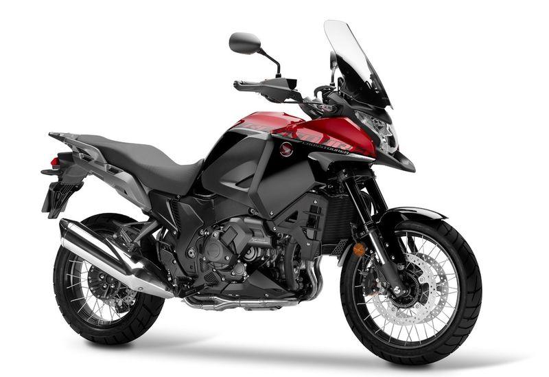 Dual-Tone Motorbikes