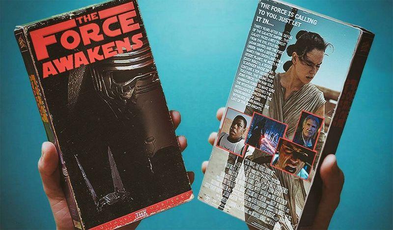 Current Movie Cassettes