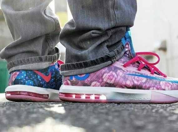 Floral Homage Sneakers Decals