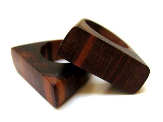 Sustainable Wood Jewelry