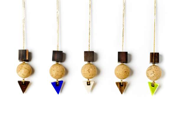 Triangular Trinket Collections