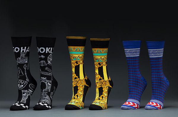 Hip Hop-Inspired Socks