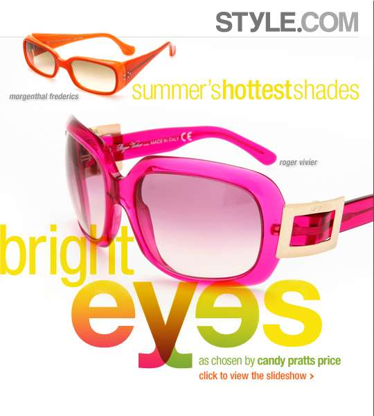 Vibrant Sunglasses