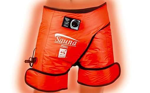 Vibrating Sauna Pants