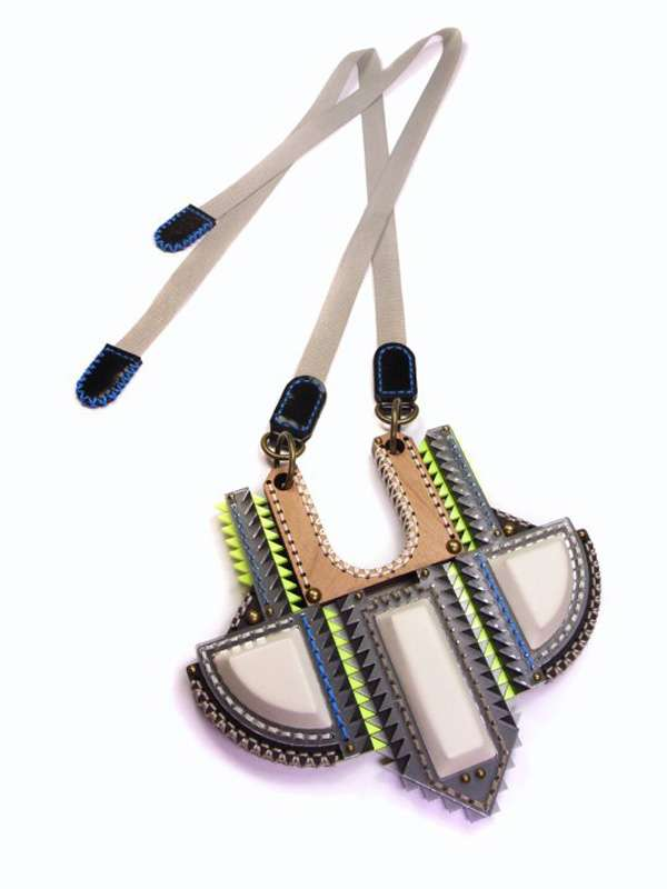 Modern Tribal Necklaces