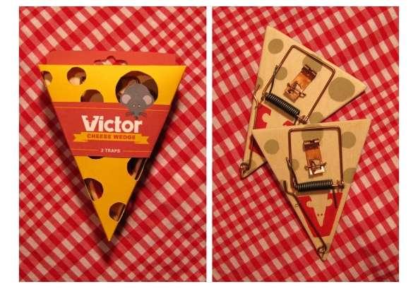 Cheesy Mousetrap Merchandizing