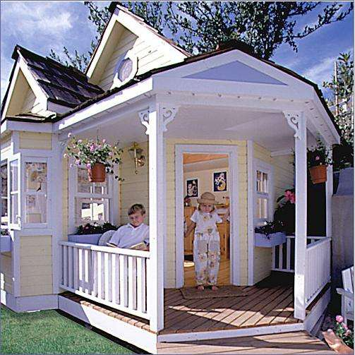 Victorian Play House