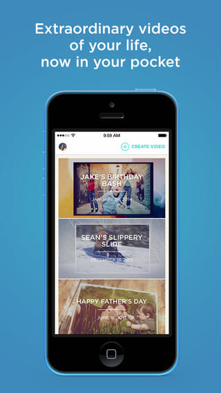 Nostalgic Video-Making Apps