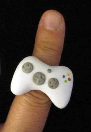 Video Game Controller Rings
