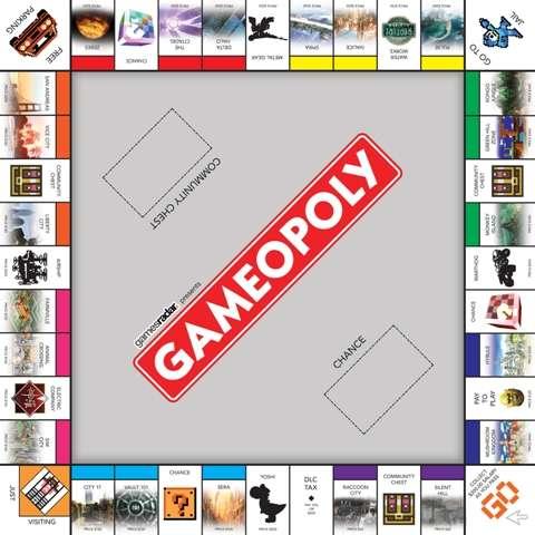 Gamer Board Games