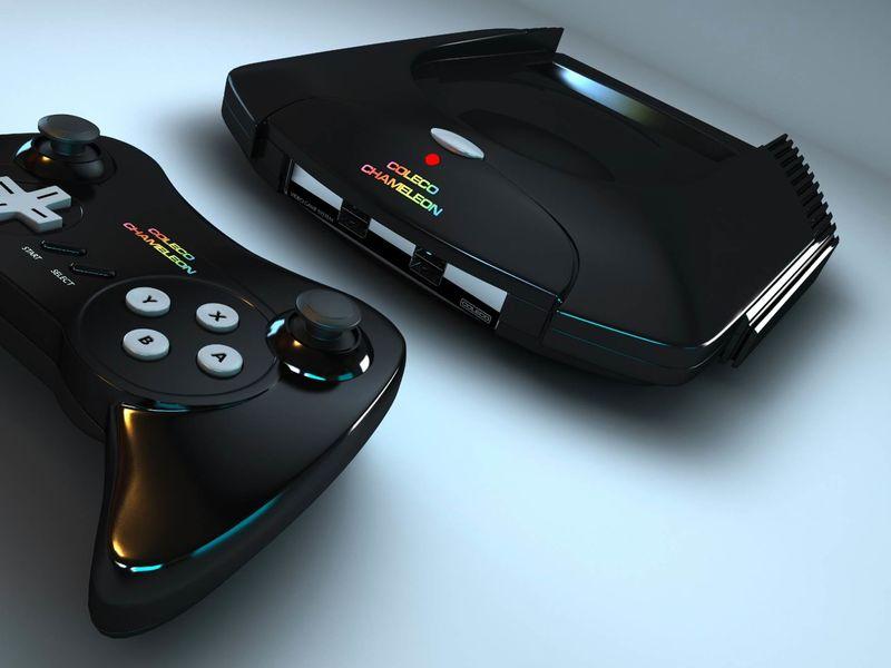 Retro Gaming Peripherals