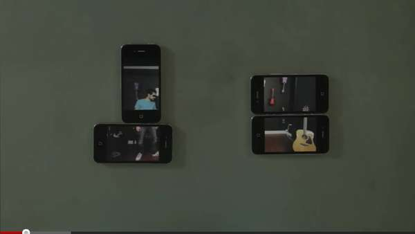 iPhone-Centered Music Videos
