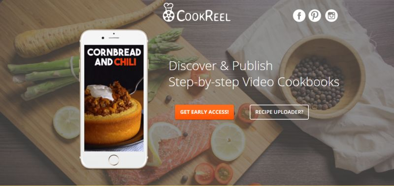 Video-Based Recipe Apps
