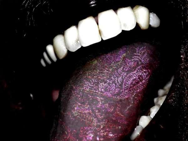 Tongue Tattoos