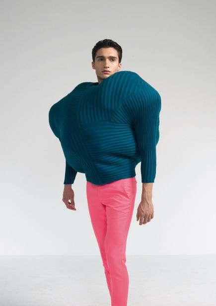 Eccentric Fashion Show Promos