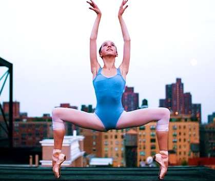 Flexible Dance Photography