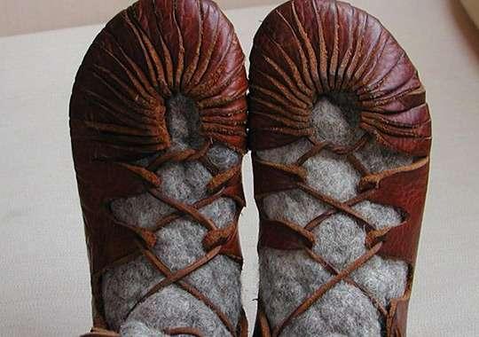 DIY Leather Footwear