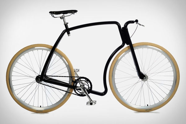 Widely Framed Bicycles