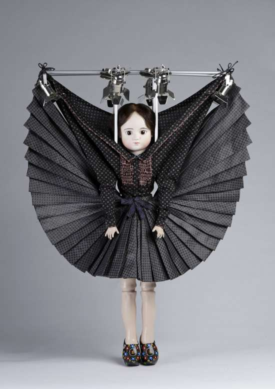 Creepy Designer Dolls