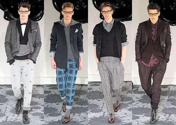 Glamorously Peculiar Fashion