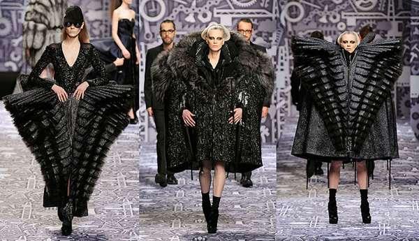 Gargantuan Glamorous Fashion