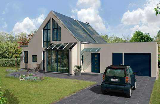 Energy-Generating Homes
