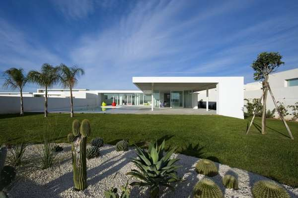 Villa GM by Architrend