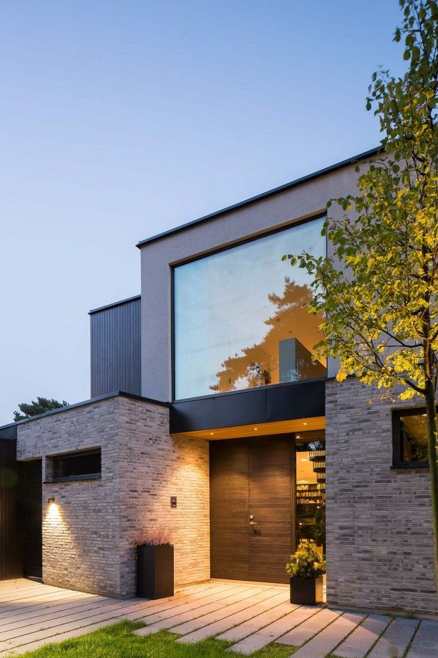 Contemporary Swedish Villas