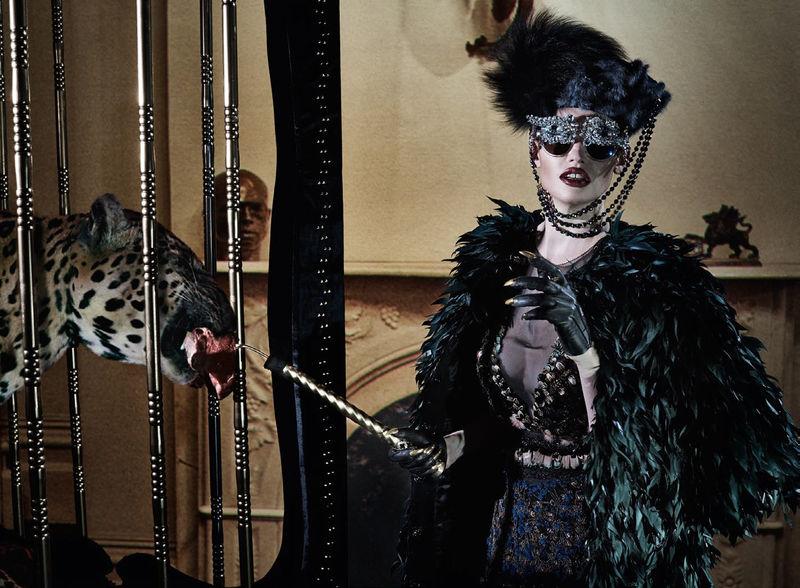 Villainous Couture Editorials