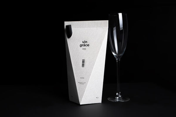 Vin Grace Wine Packaging