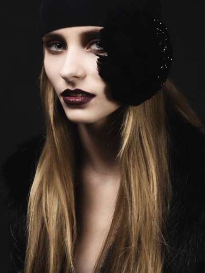 Sophisticated Goth Portraits