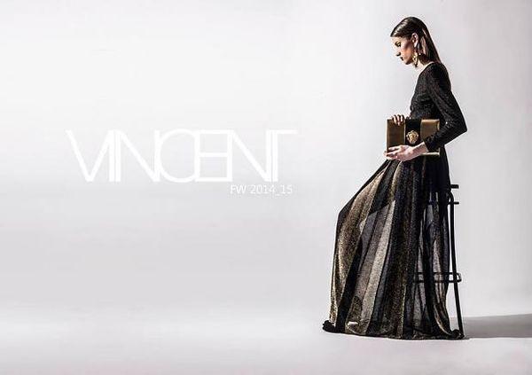 Edgily Elegant Fashion